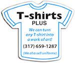 Tee Shirt Magnets